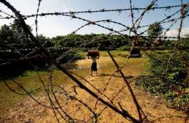 KONFLIK ROHINGYA: Myanmar Diduga Tanam Ranjau Di Perbatasan
