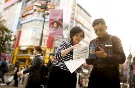 Kunjungan Turis RI ke Jepang Naik, Kedatangan Wisman Jepang ke Indonesia Turun