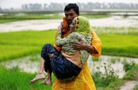 Sarawak Tolak Pengungsi Rohingya