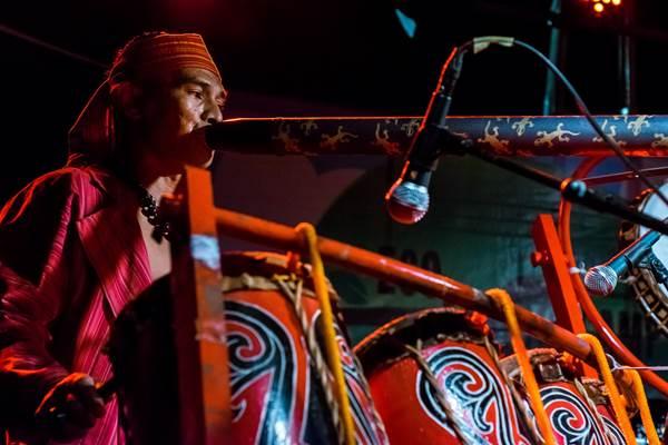 Penampilan INO Ensemble Indonesia di International Music Festival Sharq Taronalari - sharqtaronalari.uz