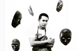 Seniman Indonesia Naufal Abshar Respons Merlion Dalam Karyanya