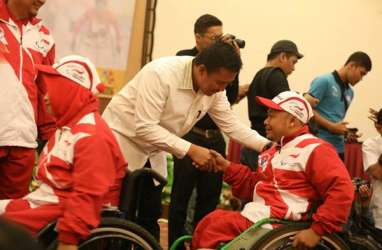 Menpora Lepas Kontingen Indonesia ke Asean Paragames