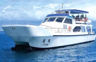 Nikmati, Sensasi Wisata Bahari 'Live on Board'