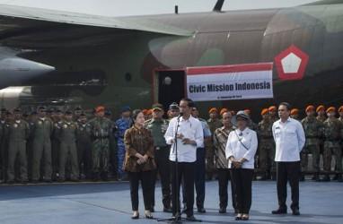Presiden Jokowi Lepas Bantuan Kemanusiaan untuk Pengungsi Rakhine State