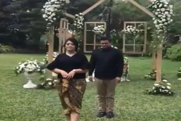 Kahiyang Ayu dan Bobby Nasution - instagram