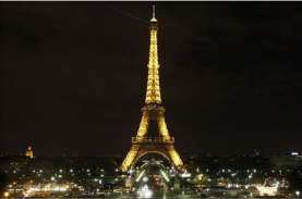 Ada Miniatur Menara Eiffel di Yogyakarta