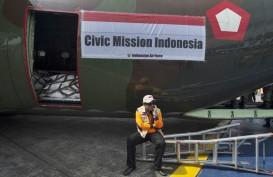 Bantuan Kemanusiaan Indonesia Tiba Di Bangladesh