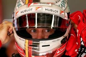 Vettel Terdepan di GP Singapura
