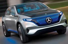Mercy Luncurkan Mobil Listrik Pertama di ajang IAA 2017