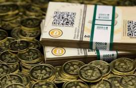 MATA UANG DIGITAL  : Bank Sentral Tak Bisa Abaikan Cryptocurrency