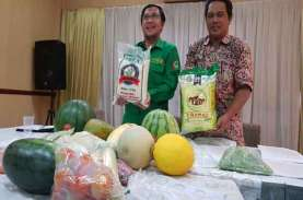 Puspa Agro Masuki Pasar Grosir Tahun Depan