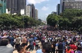 GEMPA MEKSIKO: Tak Ada Korban WNI