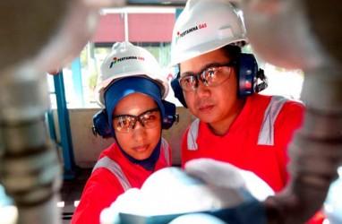 Pertagas Gandeng Barata Indonesia