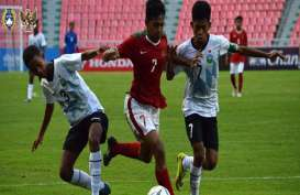 PIALA AFC U-16: Indonesia vs Laos, Inilah Prediksi, Head To Head, Line Up dan Hasil