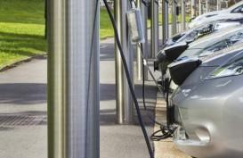 Daimler Tambah Investasi Mobil Listrik di Amerika Utara