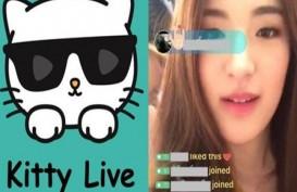 Kitty Live Incar Pasar Indonesia