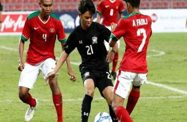 PIALA AFC U-16: (Babak I) Indonesia Ungguli Laos 1-0