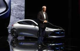 Daimler AG Siapkan Investasi US$1 Miliar untuk Produksi Mobil Listrik
