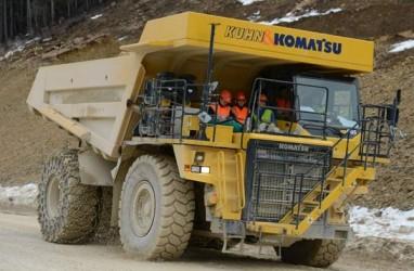MOBIL LISTRIK: Konsorsium Swiss Bangun Truk Dumper Elektrik Terbesar se-Dunia
