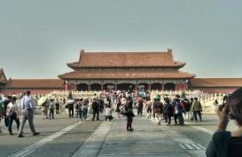 Sore hari di Bekas Forbidden City