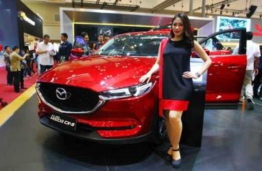 PELUNCURAN MOBIL BARU : Mazda Siapkan Lima Model