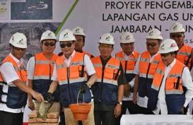 Pelepasan 41,4% Saham Exxon di Jambaran-Tiung Biru Telah Tuntas