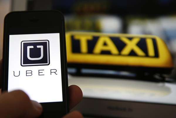 Uber Taxi.  - mises.org