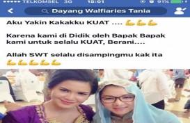 Bupati Kukar Tersangkut KPK, Putri Gubernur Kaltim : Allah SWT selalu disampingmu ka Ita