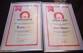 Bisnis Indonesia dan Bisnis.com Raih Penghargaan Home Credit Indonesia