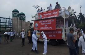 AKSI 299: Massa Aksi Sudah Mulai Datang ke Gedung DPR