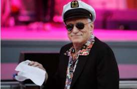 Ditinggal Hugh Hefner, Playboy Kebingungan?
