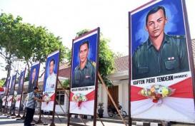 Hari Kesaktian Pancasila: Gubernur Sulut Resmikan Lapangan Tembak Pierre Tendean