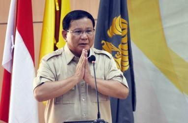 Prabowo Bantah Gerindra di Balik Permainan Isu PKI