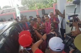 BBM Satu Harga: SPBU Mini di Pulau Seram Mulai Beroperasi