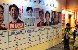 Koike Curi Spotlight Jelang Pemilu Jepang, Dukungan Abe Turun