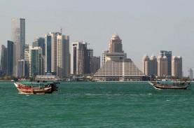 Ekonomi Qatar Kuartal II/2017 Tumbuh Melambat