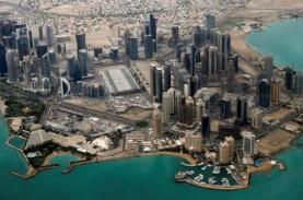 PELAMBATAN EKONOMI QATAR : Konflik Teluk Arab Bukan…