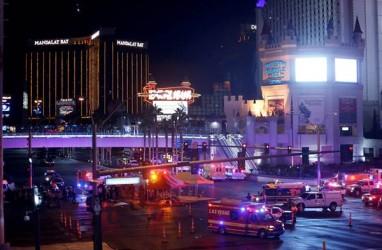 Penembakan Las Vegas: Korban Tewas Bertambah Jadi 58