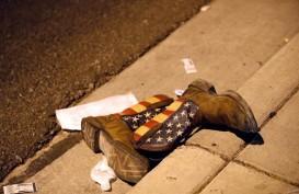 PENEMBAKAN LAS VEGAS: Banyak Senjata di Kamar Hotel Penembak, 59 Orang Tewas