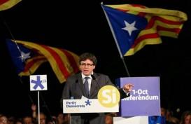 Referendum Catalonia Tak Diakui Dunia, Serbia Geram