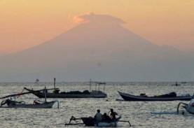 Status Gunung Agung Tak Pengaruhi Pariwisata Bali
