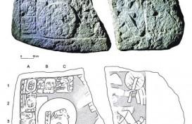 Papan Batu Berusia 1.400 Tahun Ungkap Permainan Suku Maya Kuno