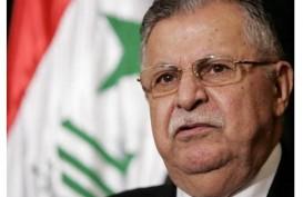 Mantan Presiden Irak Jalal Talabani Meninggal di Jerman