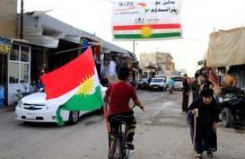 REFERENDUM KURDI : Irak Hentikan Penjualan Dolar