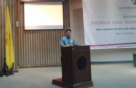 Mantan Panglima Jenderal (Purn) TNI Moeldoko: TNI-Polri Harus Selalu Akur