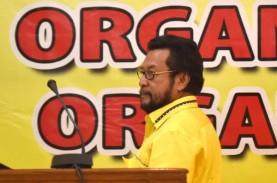 Mahyudin : Pencopotan Yorrys Demi Soliditas Partai