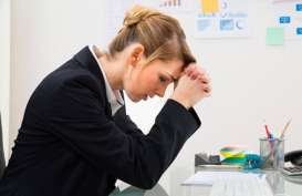 Awas, Stres Bisa Bikin Kurang Konsentrasi