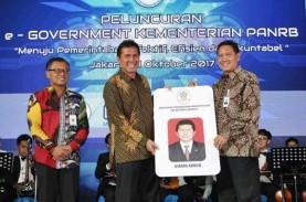 BRI Dampingi Kementerian Terapkan E-Government