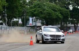 Mercedes-Benz Berikan Pelatihan Mengemudi Kepada Paspampres