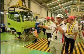 Hino Gelar Hino Dutro Safety Driving Competition